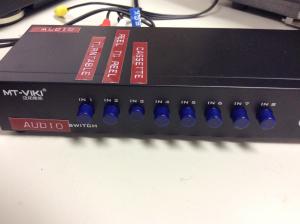 Audio switch